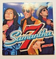 Samantha 7 Sampler 2000 Sony Music 2 Song CD