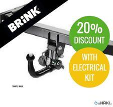 BRINK Towbar Detachable for Hyundai Tucson 2015-2018 7p uni e-kit