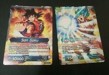 Awakened Strike SSB Son Goku FOIL Promo Dragon Ball Super Card