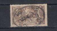 GB KGV 1918 2s 6d Seahorse Bradbury SG414 Fine Used CDS JK630