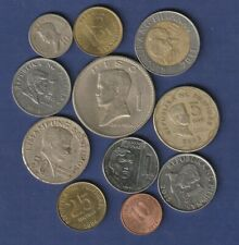 FILIPINAS  Lote de  monedas