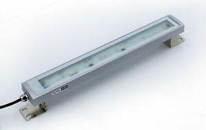 Qlight LED Maschinenleuchte QMFLN-300-24-TLC - 300 mm - 10 Watt - IP67 / IP69K