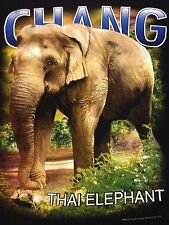 Chang Thai Elephant T-Shirt Conservation Sanctuary Thailand