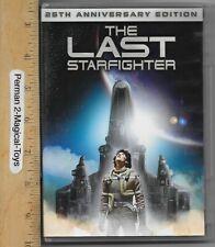 THE LAST STARFIGHTER 1984 (DVD, 2009) CLASSIC SCI-FI CULT 25TH ANNIVERSARY EDIT
