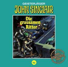 John Sinclair Tonstudio Braun - Folge 64  Die grausamen Ritter (2017, Hörspiel)