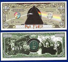 Lion C4 Tin Man 2-The Wizard of Oz Dollar Bills Yellow Brick Road Dorothy