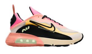 Nike Air Max 2090 'Neon Highlighter' Womens Sneakers CT1290 700 Sz 8.5 No BoxTop