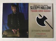 Sleepy Hollow Season 1 Costume Card M02 Ichabod Crane/Tom Mison