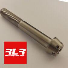 Fourche avant striction 4 Bolt Set Titane Cap Bolt drilled Kawasaki ZX6 ZX7 ZX9