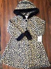 Leopard Dressy Coat Girls Size 5 Lightweight- NWT