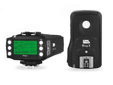 Pixel King PRO Wireless TTL Flash Trigger Set For CANON