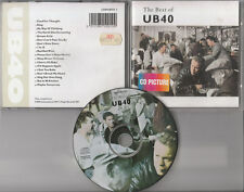 UB 40 CD THE BEST OF.....  PICTURE DISC RARITÄT !!!!