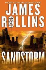 Sandstorm (Sigma Force), Rollins, James, Good Book