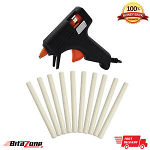 Hot Melt Electric Heating Glue Gun Adhesive Sticks Repair Craft Home DIY Tools