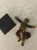 Warhammer Mordheim Human Casualty Wounded Objective Marker A metal OOP