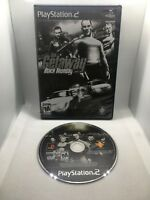 The Getaway: Black Monday - Case and Disk - Playstation 2 PS2