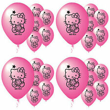 Hello Kitty party balloons - 10 pack