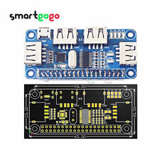 Raspberry Pi 4 Port USB Hub UART Raspberry Zero/Zero W/3B+ BSG