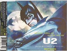U2 hold me thrill me kiss me kill me CD MAXI batman ost theme