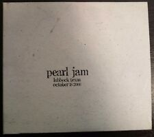 Pearl Jam ‎– Lubbock, Texas - October 18, 2000 2XCD Official Bootlegs – #59 US