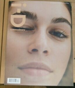 i-D magazine #362 extraordinary Spring issue 2021 Kaia Gerber by Zoe Ghertner