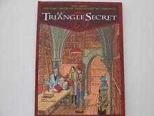 TRIANGLE SECRET T4 REEDITION TTBE L'EVANGILE OUBLIE