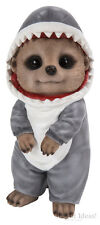 Vivid Arts-Pet Pals Baby Suricates-Shark One Piece jouer Body Costume Baby Suricates