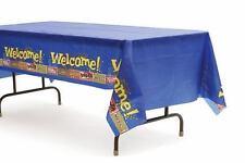 COKESBURY VBS Welcome! TABLECLOTH NEW EVERYWHERE FUN FAIR TABLECLOTH