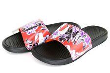 Nike Women's Benassi JDI Print Slide Flip Flop Sandals Size 8