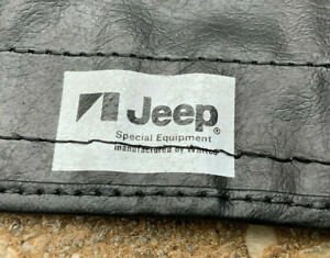 OEM  Factory Jeep CJ-7 CJ CJ7 Soft Top Renegade Laredo Whitco Golden Eagle NICE!