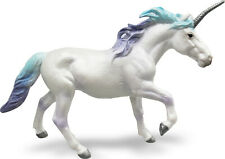 Breyer CollectA Unicorn Stallion Rainbow Horse Model #88867