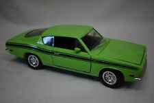 Road Legends 1:18 1969 Plymouth Barracuda 383 Green