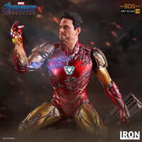 Avengers 4 Iron Man Statue 1/10 Iron Studios Figure MARCAS21519-10 Model Doll