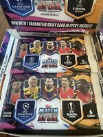 1 Topps MATCH ATTAX 2020/21 UEFA CHAMPIONS LEAGUE Soccer BUY 4 GET 1 FREE