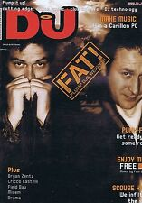 PLUMP DJS	DJ Magazine			21	Feb	2003