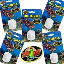 5 Pack Dr Turtle Slow Release Calcium Reptile Water Conditioning Block Zoo Med
