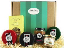 Snowdonia Cheese Company Gift Hamper Containing 3 200g Truckles Orchard Apple