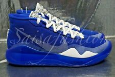 Nike Zoom KD12 TB Game Royal White CN9518-405 Men's Basketball Shoes Size 14
