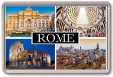 FRIDGE MAGNET - ROME - Large - Italy TOURIST