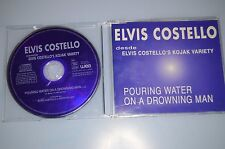 Elvis Costello – Pouring Water On A Drowning Man CD-SINGLE PROMO