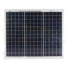 30w Lowenergie Solar Panel Poly-Crystalline PV Photo-voltaic Boat Caravan Home