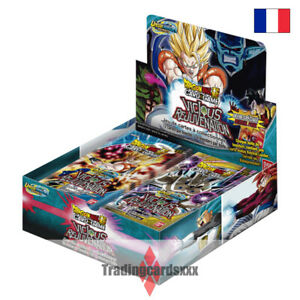 Dragon Ball Super Card Game - Boite 24 Boosters B12 : Vicious Rejuvenation