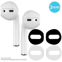 EarFit Covers for AirPods Wireless Headphones | Slimfit for Case | Secure Sil...