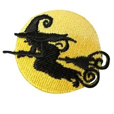 Pattern 5 SUPVOX 5pcs DIY Halloween Iron on Patch Embroidered Applique Patches Sew on Badges Clothes DIY Accessory