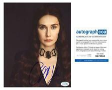"Carice van Houten ""Game of Thrones"" AUTOGRAPH Signed 8x10 Photo E ACOA"