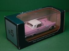 Ford Thunderbird 1956 hard-top Rio 1:43 N°R5 Modellfahrzeug Oldtimer OVP NEU
