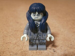 Lego Harry Potter Minifig  Moaning Myrtle with Wand NEW