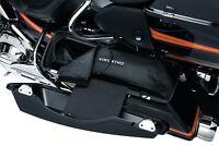 Pair Bestem LGBM-K10075-SDL Black Saddlebag Sideliners for BMW K100//K75