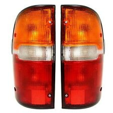 1995 1996 1997 1998 1999 2000 TOYOTA TACOMA TAIL LIGHT LAMP LEFT AND RIGHT PAIR