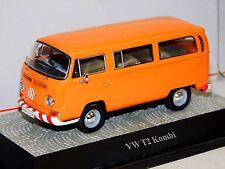 VOLKSWAGEN T2 VW COMBI ORANGE PREMIUM CLASSIXXS LIM. 11303 1/43